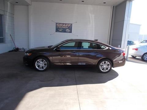 2015 Chevrolet Impala for sale in Bay City, MI