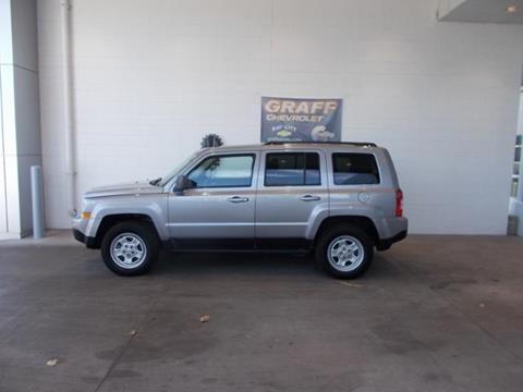 2017 Jeep Patriot for sale in Bay City, MI