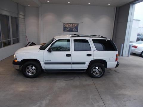 2000 Chevrolet Tahoe for sale in Bay City, MI