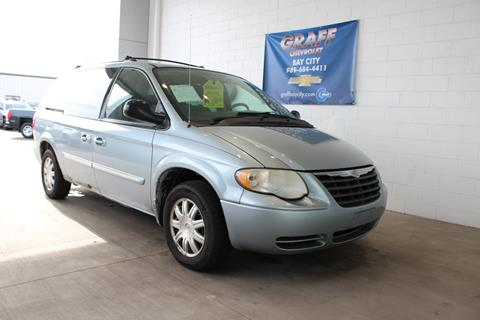 Good 2006 Chrysler Town And Country For Sale At GRAFF CHEVROLET BAY CITY In Bay  City MI