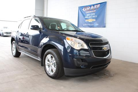 2015 Chevrolet Equinox For Sale At GRAFF CHEVROLET BAY CITY In Bay City MI