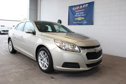 Attractive 2015 Chevrolet Malibu For Sale At GRAFF CHEVROLET BAY CITY In Bay City MI