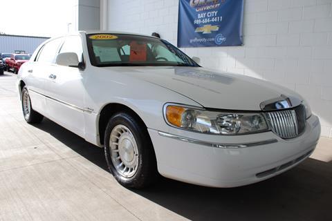 2002 Lincoln Town Car For Sale In Nashville Tn Carsforsale Com