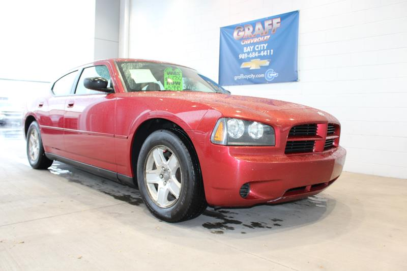 2007 Dodge Charger For Sale At GRAFF CHEVROLET BAY CITY In Bay City MI