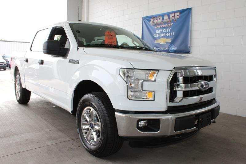 Exceptional 2015 Ford F 150 For Sale At GRAFF CHEVROLET BAY CITY In Bay City MI