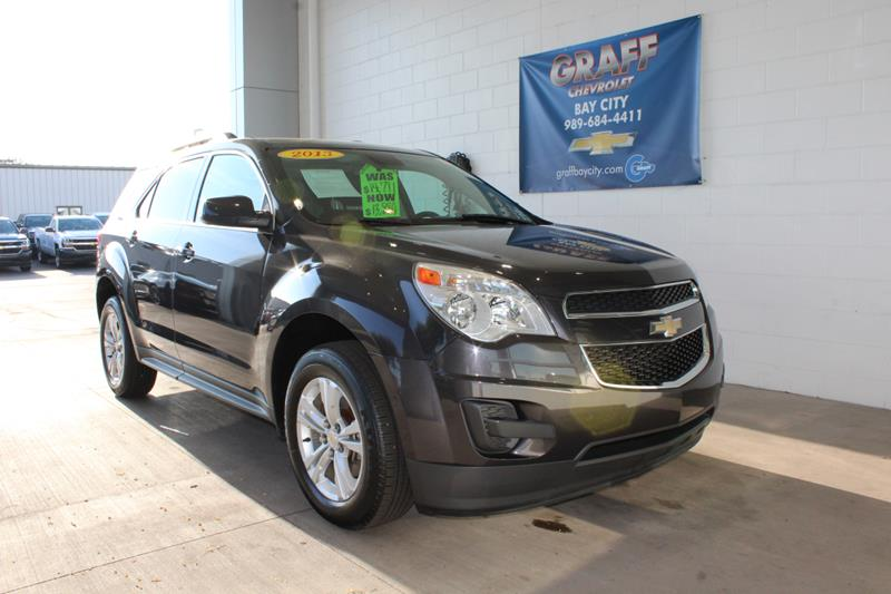 2013 Chevrolet Equinox For Sale At GRAFF CHEVROLET BAY CITY In Bay City MI