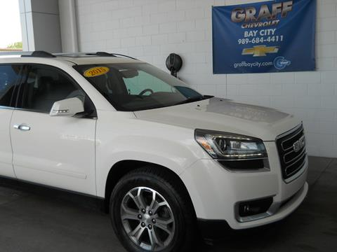 2015 GMC Acadia for sale in Bay City, MI
