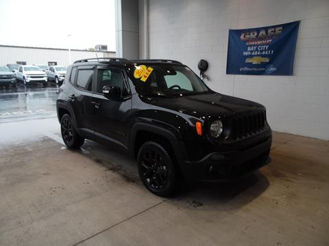 2017 Jeep Renegade for sale in Bay City, MI