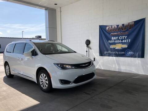 2019 Chrysler Pacifica for sale at GRAFF CHEVROLET BAY CITY in Bay City MI