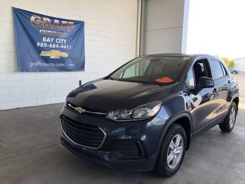 2019 Chevrolet Trax for sale at GRAFF CHEVROLET BAY CITY in Bay City MI