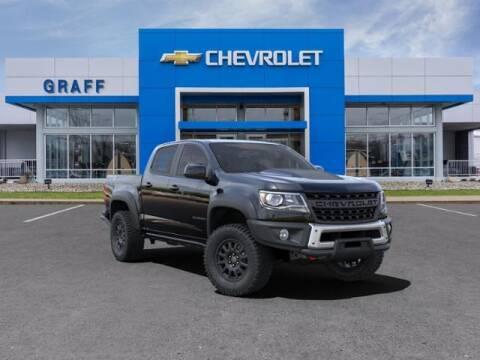 2021 Chevrolet Colorado for sale at GRAFF CHEVROLET BAY CITY in Bay City MI