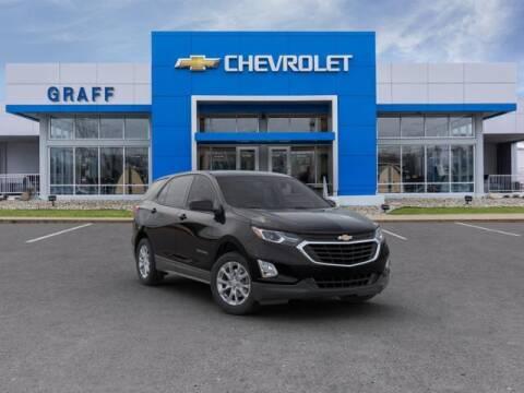 2020 Chevrolet Equinox for sale at GRAFF CHEVROLET BAY CITY in Bay City MI