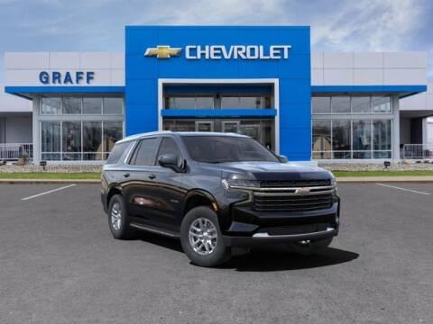 2021 Chevrolet Tahoe for sale at GRAFF CHEVROLET BAY CITY in Bay City MI