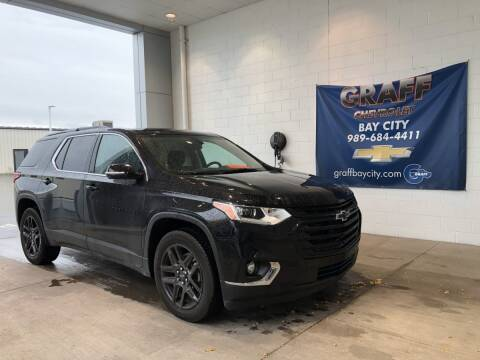 2019 Chevrolet Traverse for sale at GRAFF CHEVROLET BAY CITY in Bay City MI
