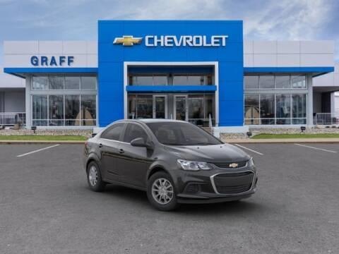 2020 Chevrolet Sonic for sale at GRAFF CHEVROLET BAY CITY in Bay City MI