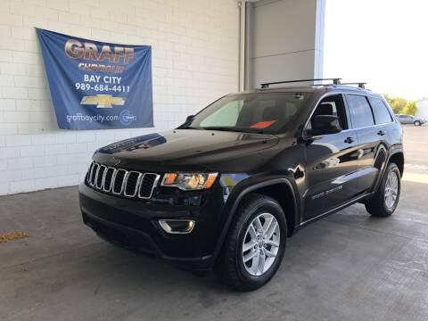 2018 Jeep Grand Cherokee for sale at GRAFF CHEVROLET BAY CITY in Bay City MI