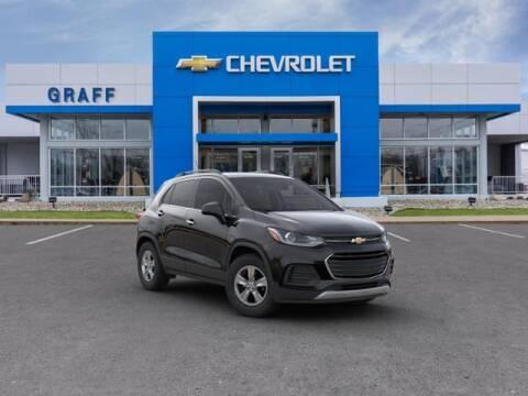 2020 Chevrolet Trax for sale at GRAFF CHEVROLET BAY CITY in Bay City MI