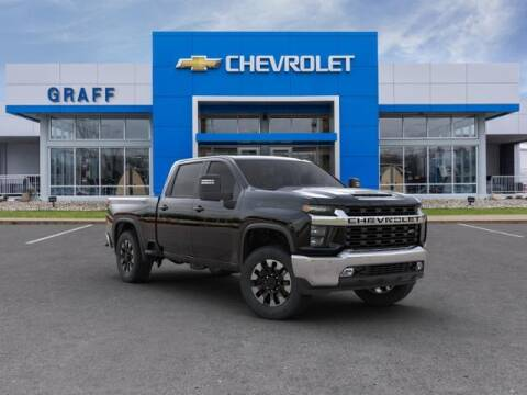2020 Chevrolet Silverado 2500HD for sale at GRAFF CHEVROLET BAY CITY in Bay City MI