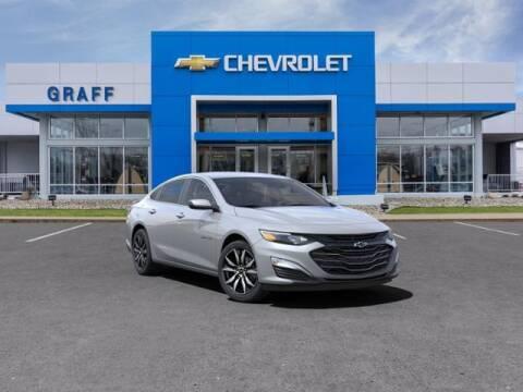 2021 Chevrolet Malibu for sale at GRAFF CHEVROLET BAY CITY in Bay City MI
