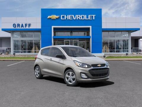 2021 Chevrolet Spark for sale at GRAFF CHEVROLET BAY CITY in Bay City MI