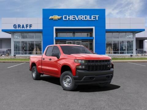 2021 Chevrolet Silverado 1500 for sale at GRAFF CHEVROLET BAY CITY in Bay City MI