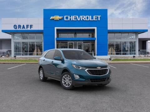 2020 Chevrolet Equinox for sale at GRAFF CHEVROLET BAY CITY in Bay City MI