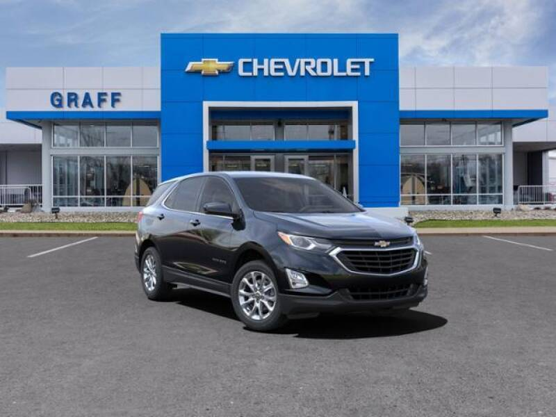 2021 Chevrolet Equinox for sale at GRAFF CHEVROLET BAY CITY in Bay City MI