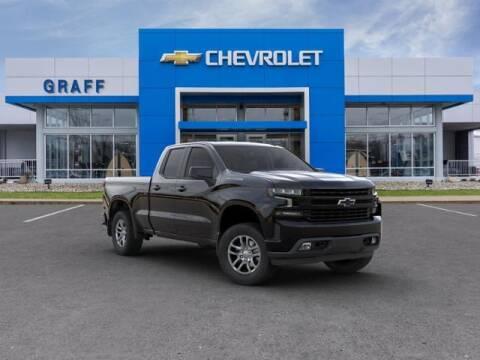 2020 Chevrolet Silverado 1500 for sale at GRAFF CHEVROLET BAY CITY in Bay City MI