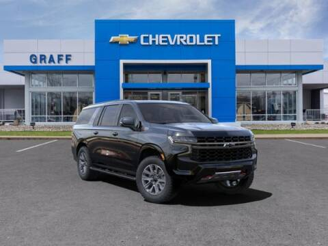 2021 Chevrolet Suburban for sale at GRAFF CHEVROLET BAY CITY in Bay City MI