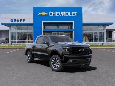 2021 Chevrolet Silverado 1500 for sale at GRAFF CHEVROLET BAY CITY in Bay City MI