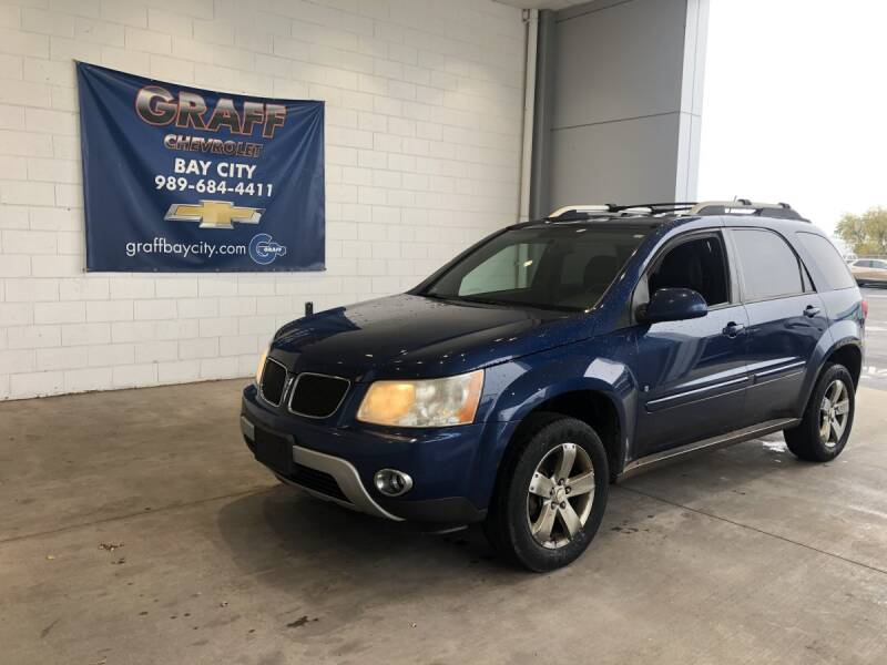 2009 Pontiac Torrent for sale at GRAFF CHEVROLET BAY CITY in Bay City MI