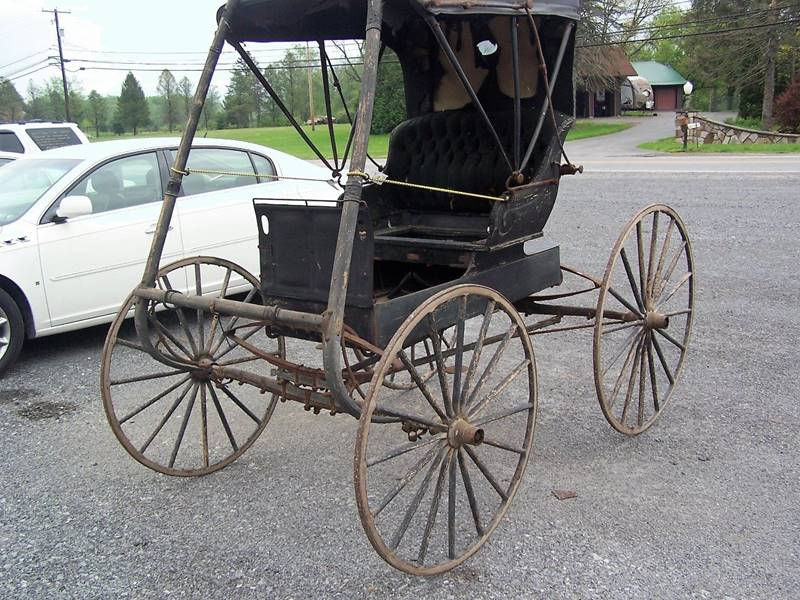 1905 HERCULES DOCTORS BUGGY for sale at PENTON AUTOMOTIVE in Jersey Shore PA