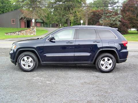 2012 Jeep Grand Cherokee for sale at PENTON AUTOMOTIVE in Jersey Shore PA