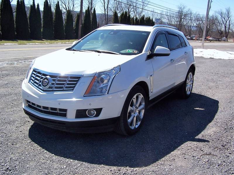 2013 Cadillac SRX for sale at PENTON AUTOMOTIVE in Jersey Shore PA