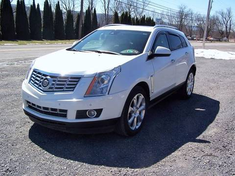2013 Cadillac SRX for sale in Jersey Shore, PA