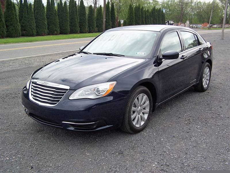 2014 Chrysler 200 for sale at PENTON AUTOMOTIVE in Jersey Shore PA