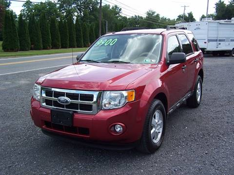 2009 Ford Escape for sale at PENTON AUTOMOTIVE in Jersey Shore PA