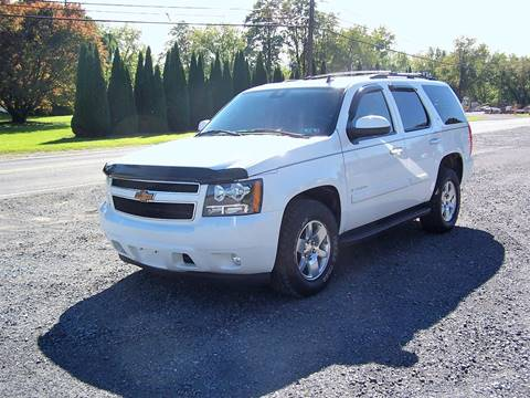 2007 Chevrolet Tahoe for sale at PENTON AUTOMOTIVE in Jersey Shore PA