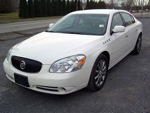2007 Buick Lucerne for sale at PENTON AUTOMOTIVE in Jersey Shore PA