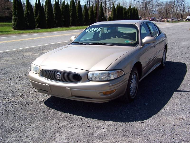 2005 Buick LeSabre for sale at PENTON AUTOMOTIVE in Jersey Shore PA