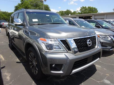 2017 Nissan Armada for sale in Marianna, FL