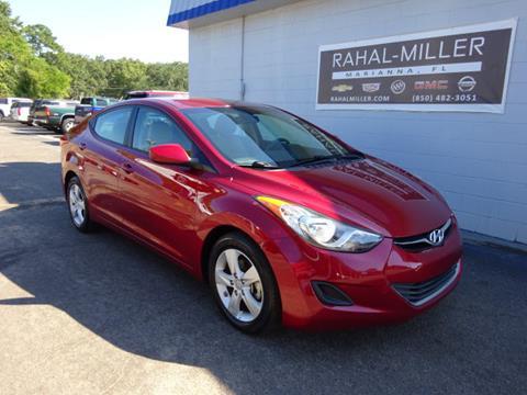 2013 Hyundai Elantra for sale in Marianna, FL
