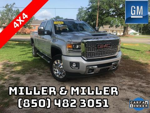 2019 GMC Sierra 2500HD for sale in Marianna, FL