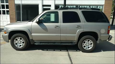 2003 Chevrolet Tahoe for sale in Ord, NE