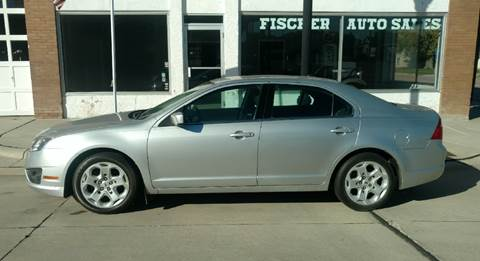 2011 Ford Fusion for sale in Ord, NE