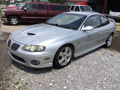 Pontiac GTO For Sale Louisiana  Carsforsalecom