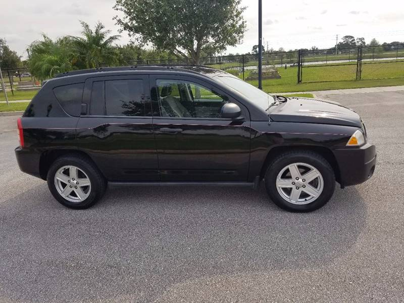 2007 Jeep Compass For Sale At ALEXANDER AUTO GROUP INC In Port St Lucie FL
