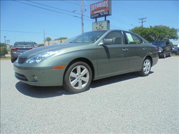 2005 Lexus ES 330 for sale at Autohaus of Greensboro in Greensboro NC