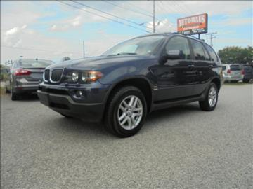 2004 BMW X5 for sale at Autohaus of Greensboro in Greensboro NC