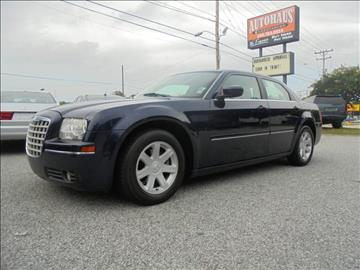 2005 Chrysler 300 for sale at Autohaus of Greensboro in Greensboro NC